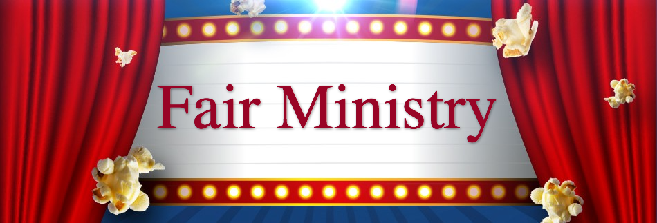 At the Movies Church Night Ministry Website Banner